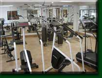 Friar Tuck exercise room
